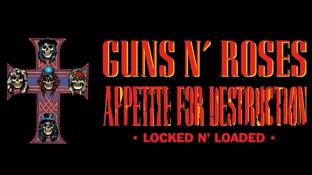 Appetite For Destruction is Back In The ARIA Charts Top 10 After The 30th Anniversary Reissue