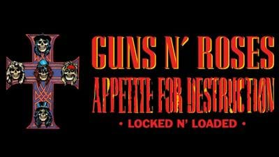 A Detailed Look At Guns N' Roses Appetite For Destruction Reissue