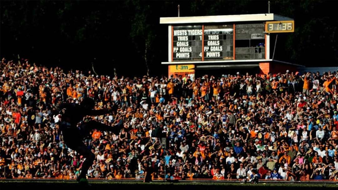 Wests Tigers Crack 20,000 Members For The First Time EVER