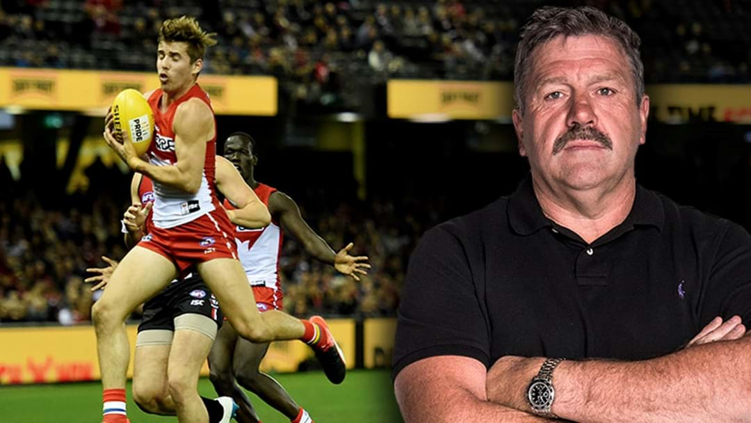 LISTEN | Every Time Brian Taylor Called Jake Lloyd Against Richmond