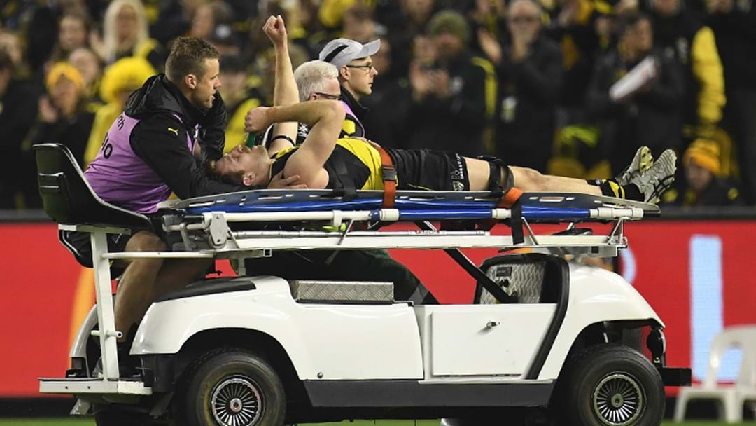 Reece Conca Avoids Surgery After Being Cleared Of Broken Leg