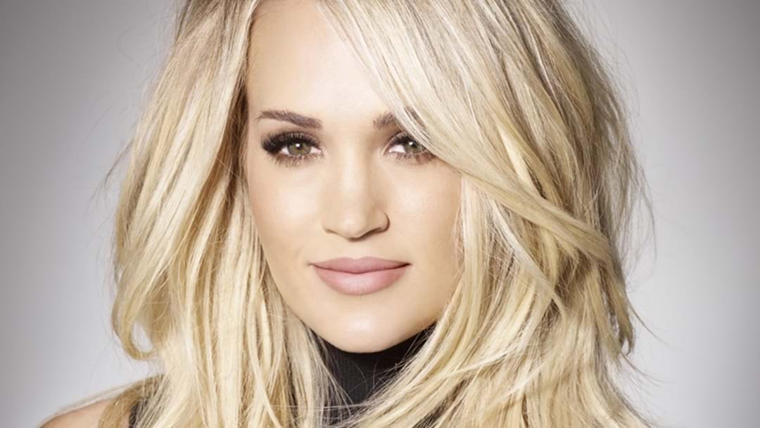 "Carrie Underwood Happy To Be Part of the ""Breakthrough"" Movie Soundtrack"