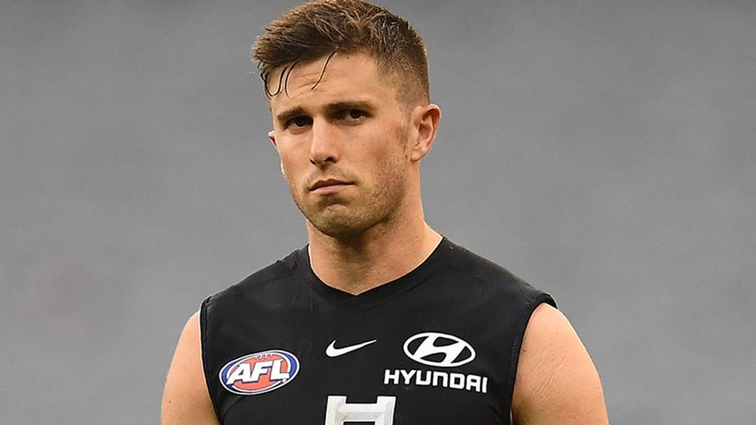 Murphy Re-Signs With Carlton