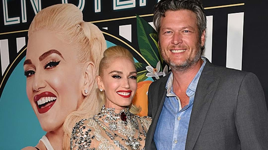 Blake Shelton Makes Sure Gwen's Opening Night in Vegas is One She'll Remember