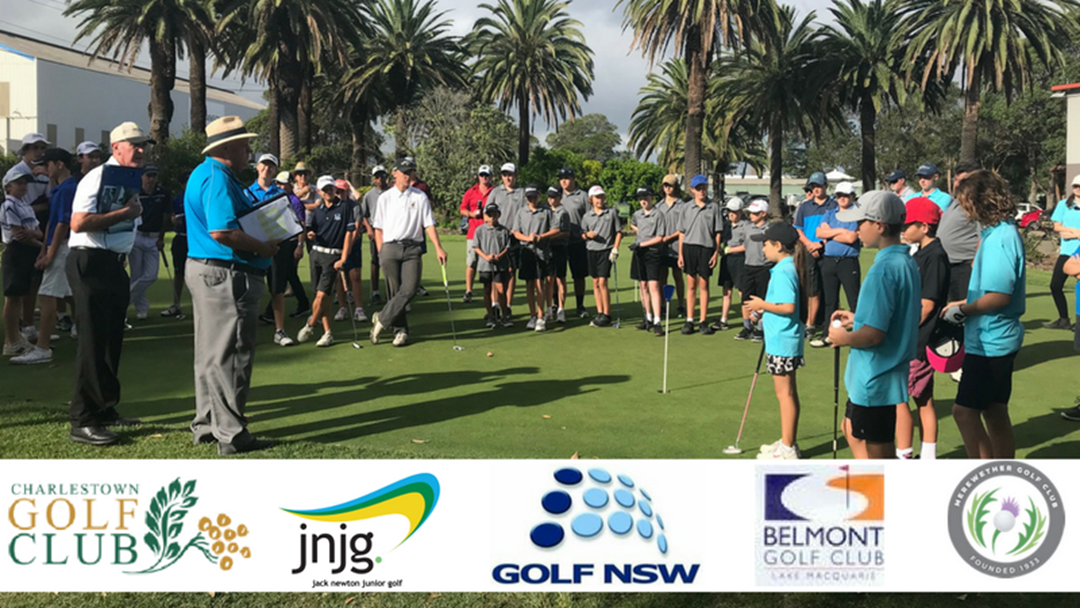 2018 NSW Junior Golf Championships are back in Newcastle!