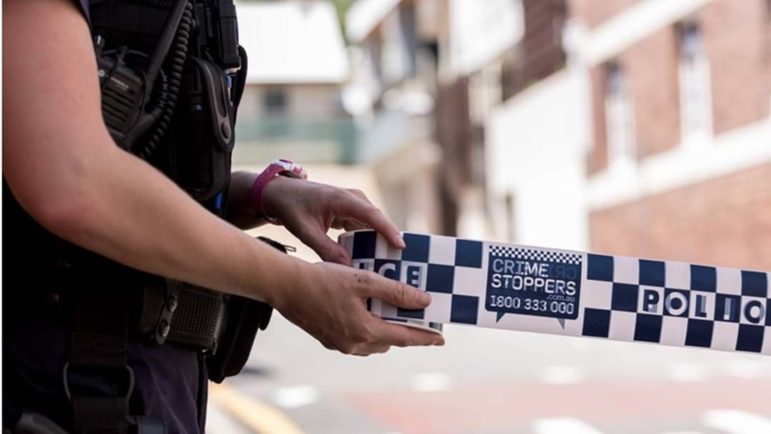 Police Release Vision of Armed Robbery in Laidley