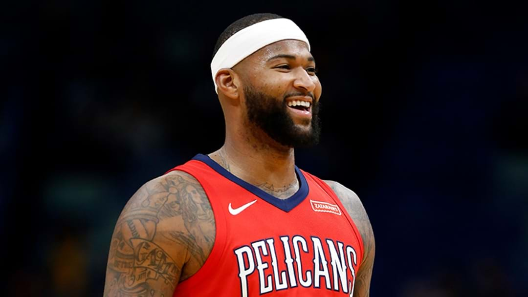 Reports: DeMarcus Cousins Signs With Golden State Warriors
