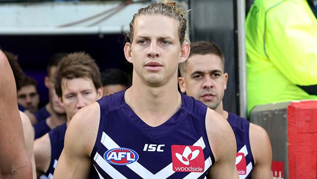 "Nat Fyfe Says He'll Be ""Pushing For Selection"" Next Week"