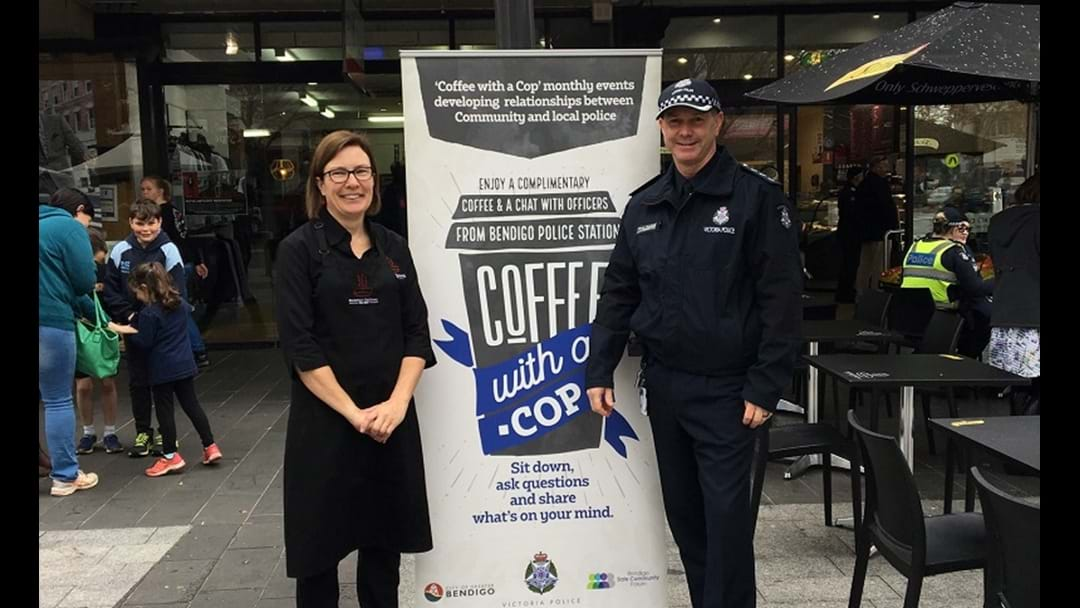 Bendigo Coffee With A Cop A Success