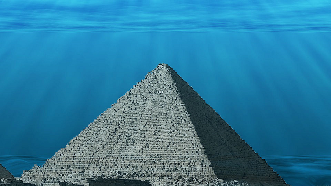 Underwater Pyramid To Draw Tourists To The Gold Coast