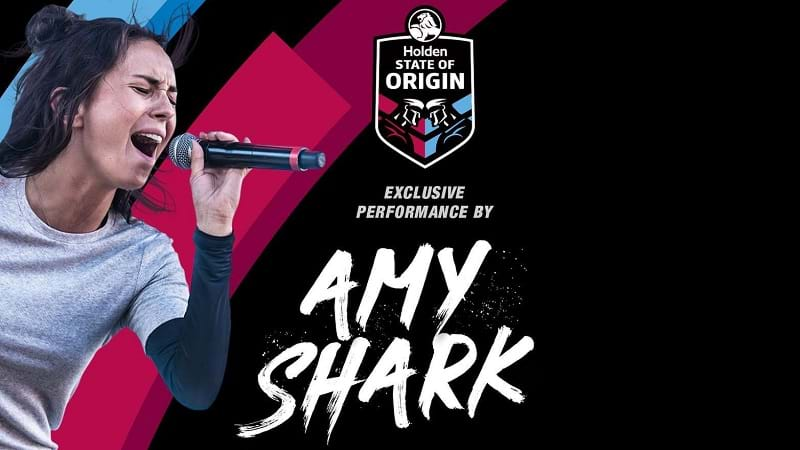 Article heading image for Amy Shark Announced As Opening Act For State Of Origin III