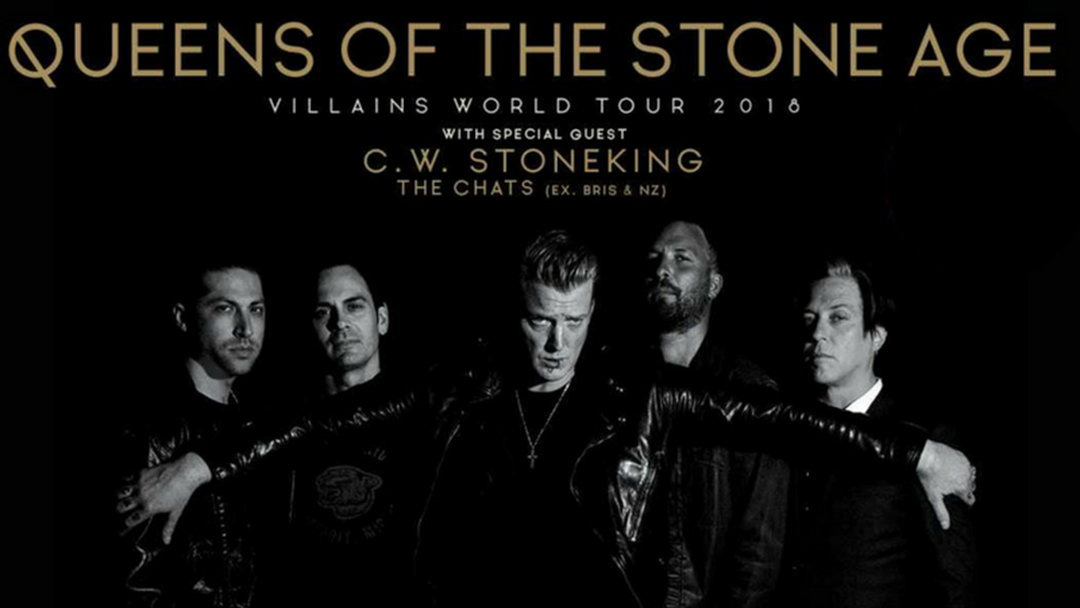 Queens of the Stone Age Return to Newcastle!