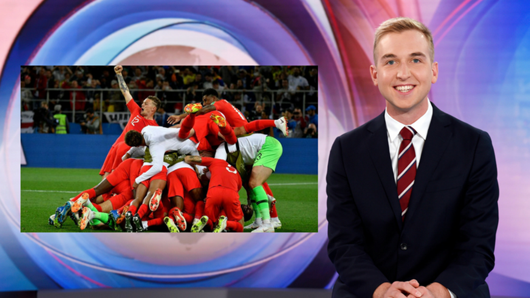 Who is Nathan Currie backing in the World Cup?
