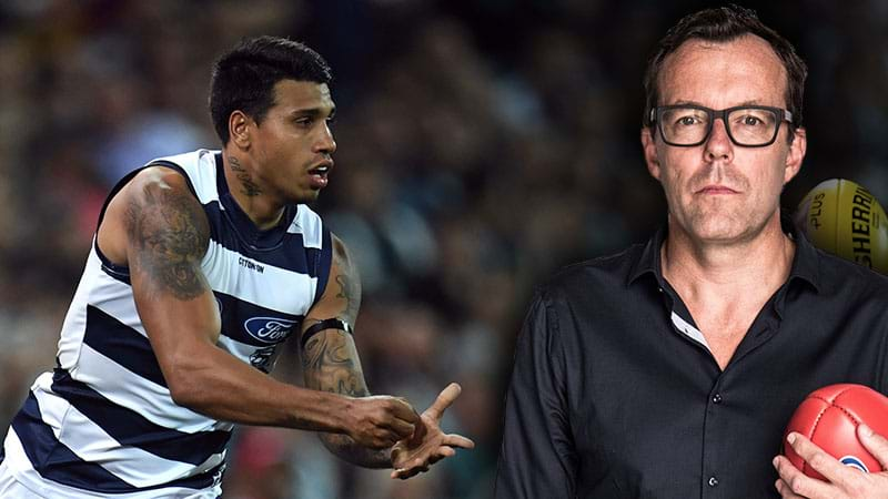 "Article heading image for Damian Barrett Says The Two WA Clubs Have Put In ""Significant Interest Offers"" For Tim Kelly"