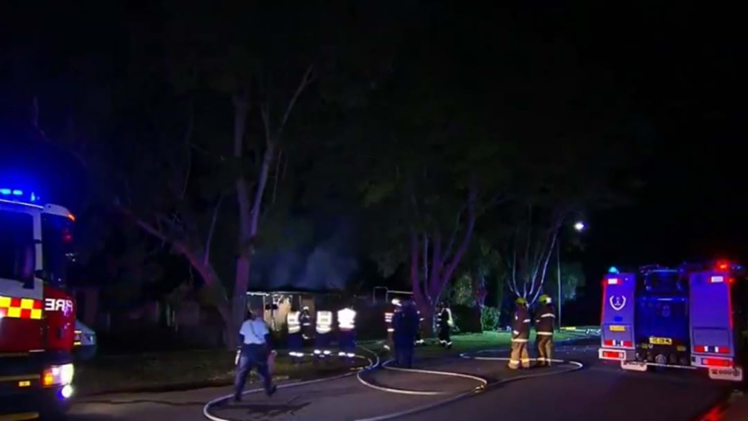 Body Found After Raymond Terrace Fire