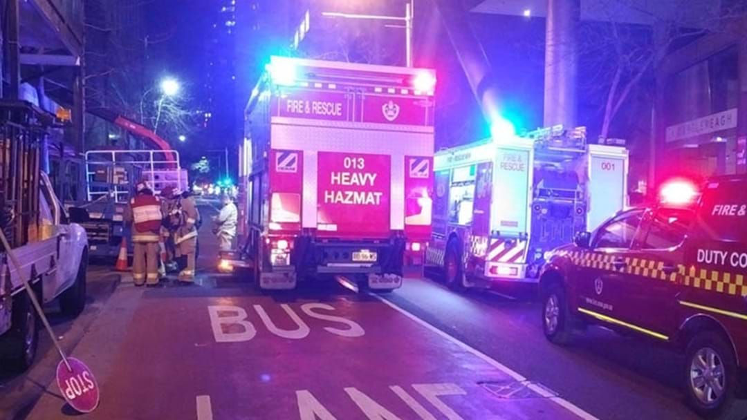 Sydney CBD Shutdown After Major Gas Leak Forces Evacuations and Road Closures
