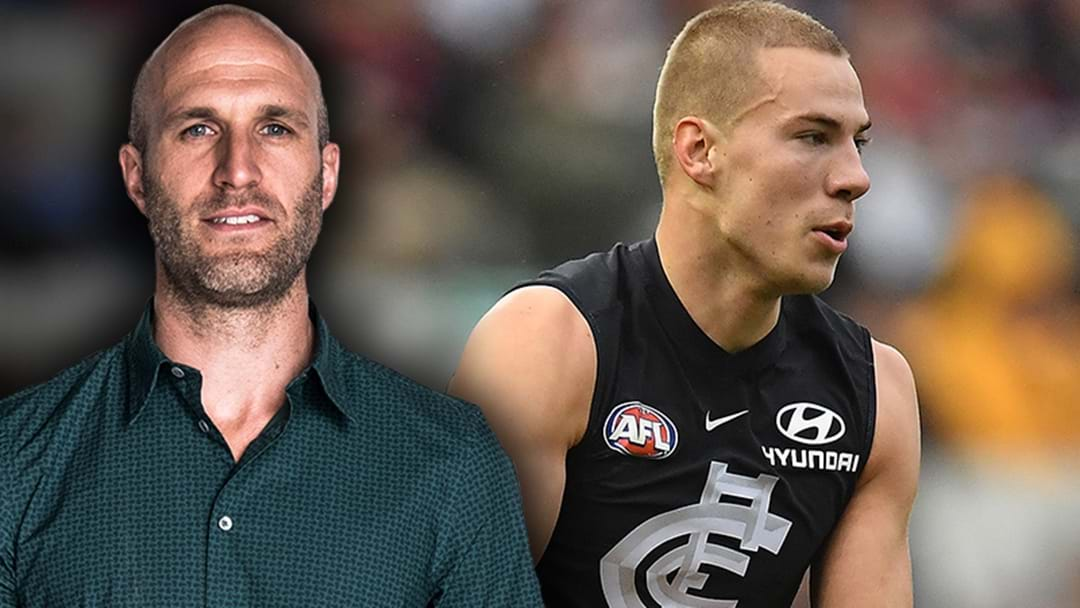 LISTEN | Chris Judd Explains Why Harry McKay Isn't Getting A Game