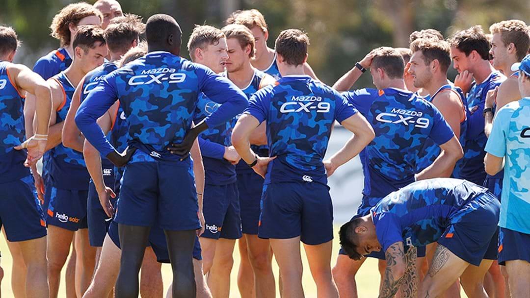 North Melbourne's VFL Team Held Goalless Against Casey