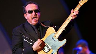 Elvis Costello Forced To Cancel Tour Dates