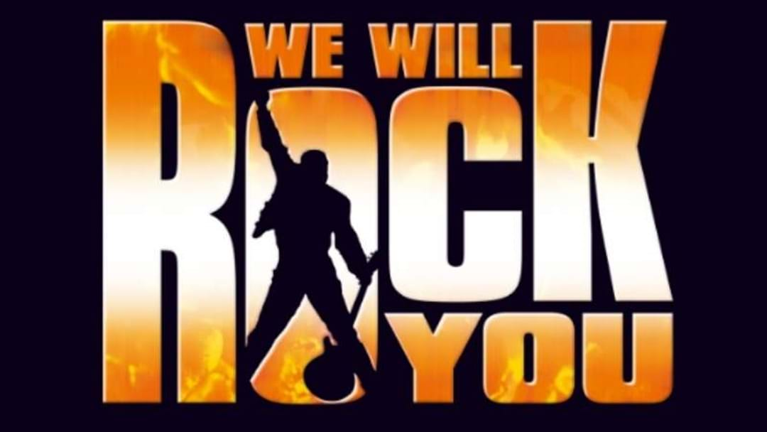 WE WILL ROCK YOU HOBART!