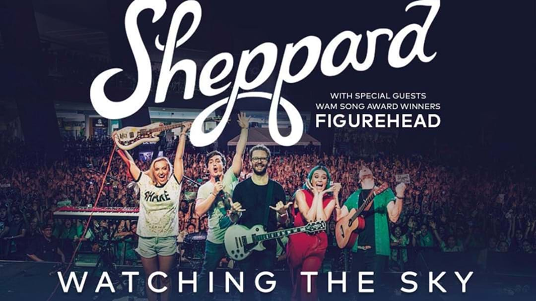 Sheppard Announce Hot August Night In Freo!