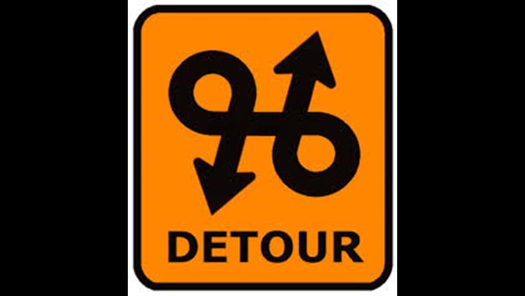 Rockhampton CBD Traffic Changes
