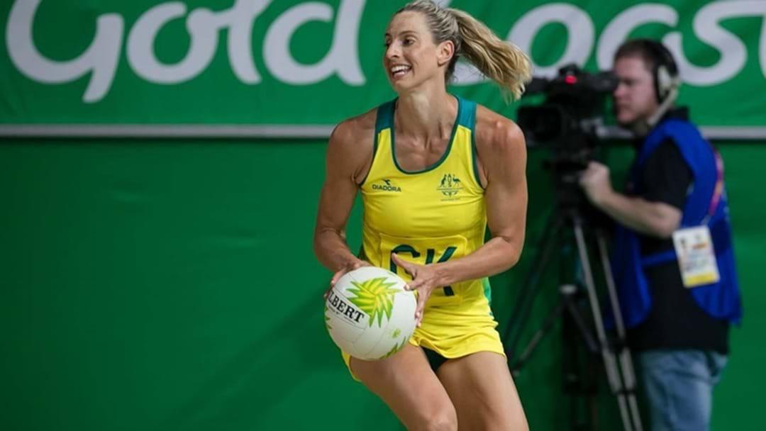 Laura Geitz Calls Time On Her International Career