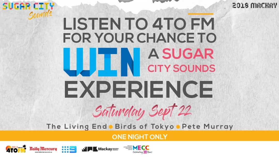 Win tickets to see Pete Murray, The Living End, & Birds of Tokyo!