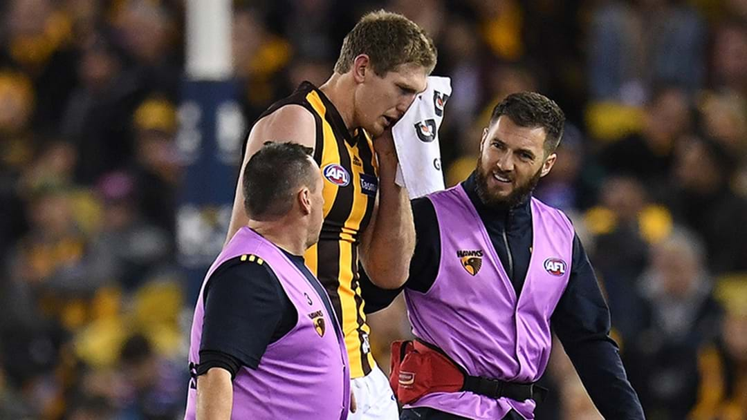 Ben McEvoy To Miss Over A Month Of Footy