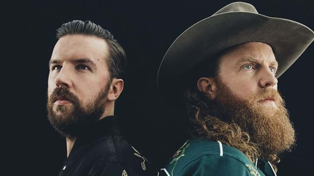 Brothers Osborne Thank Their Mum in a Huge Way