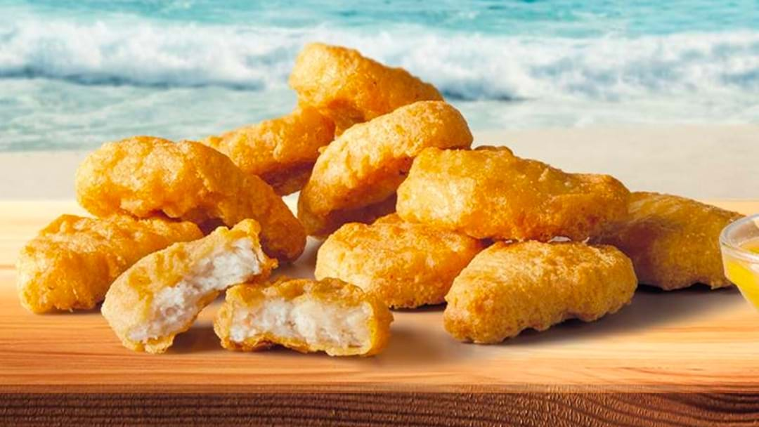Macca's Has Dropped Spicy Nuggets And Shaker Fries On The Menu