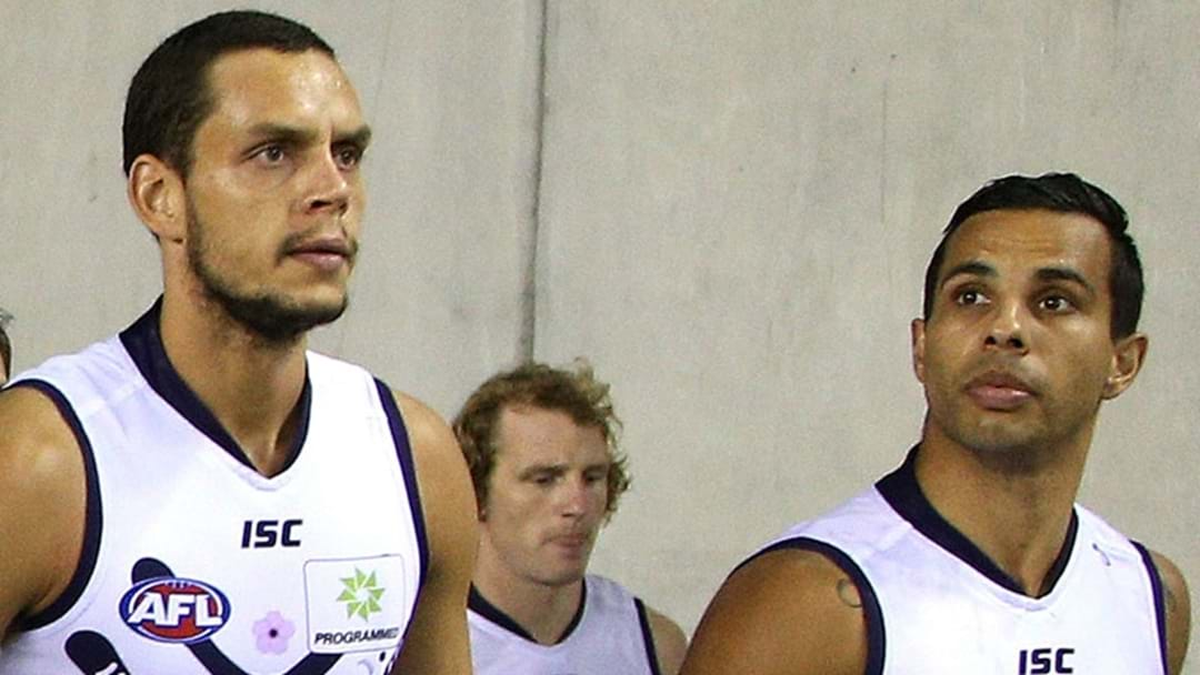 Fremantle Pair Won't Be Offered New Contracts