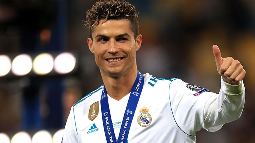 Ronaldo Looking For Fresh Juve Challenge