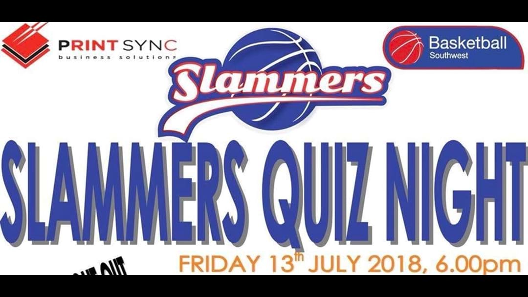 Slammers Quiz Night