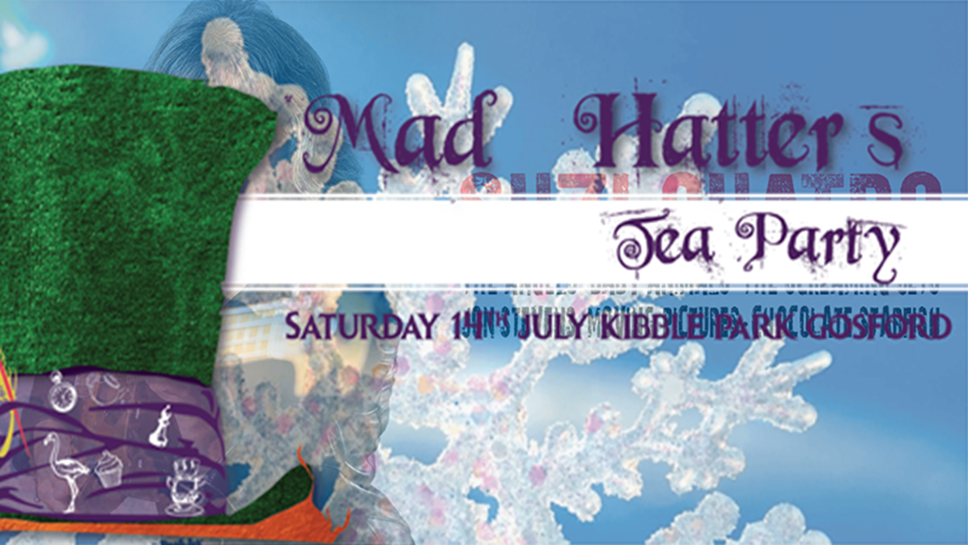 Keep The Kids Occupied This Weekend With The Mad Hatters Tea Party!