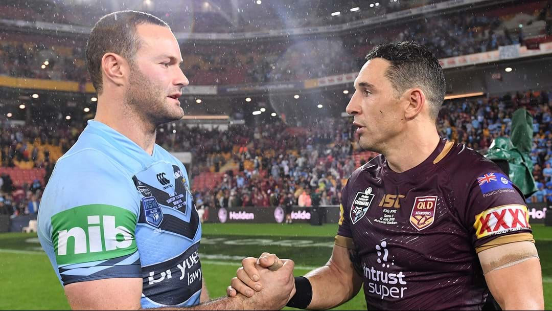 Boyd Cordner Reacts To The Wally Lewis Medal Controversy