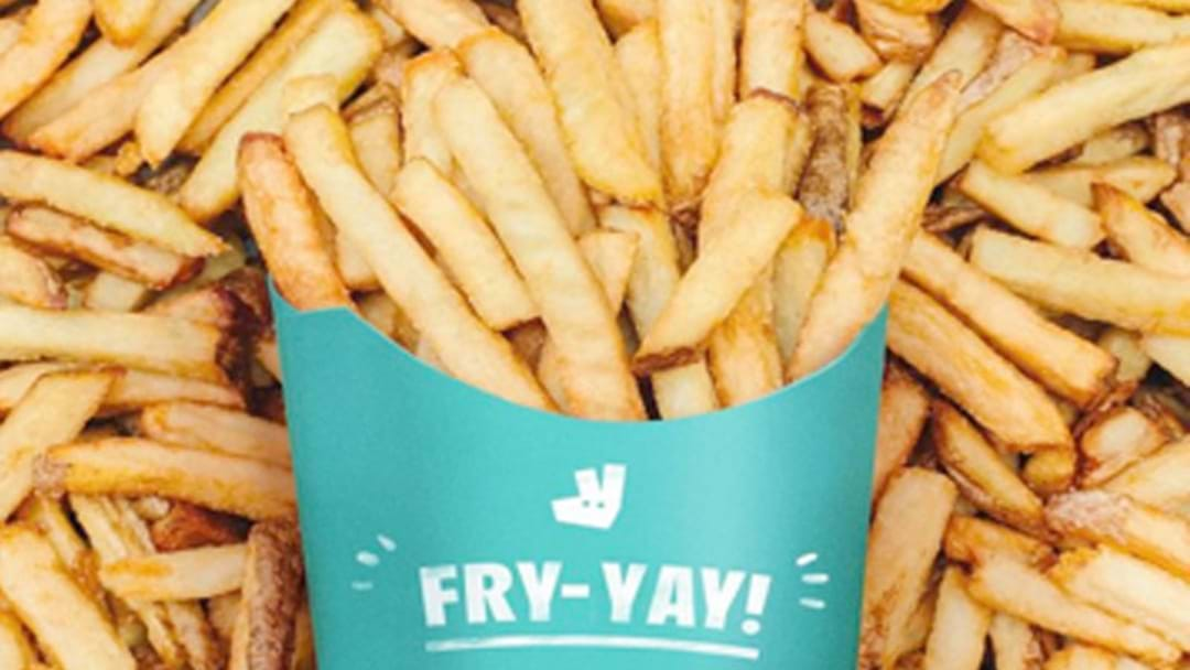 Deliveroo Are Giving Away Free Hot Chips Tomorrow, This Is Not A Drill