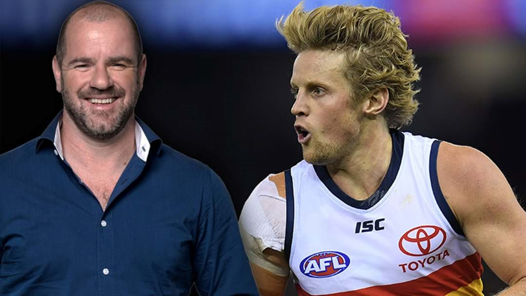 Mark Ricciuto Explains Why Adelaide Gave Rory Sloane A Five Year Deal
