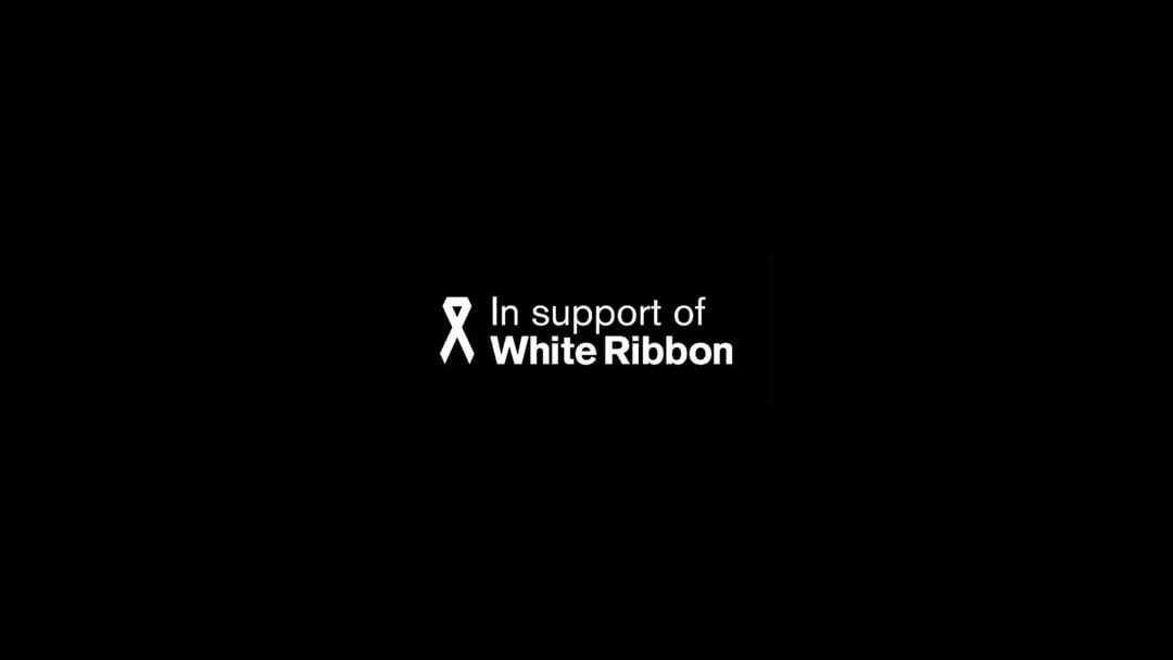 White Ribbon fundraiser