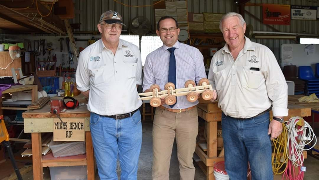 Toowoomba South Local Hero Grants to Lend a Helping Hand