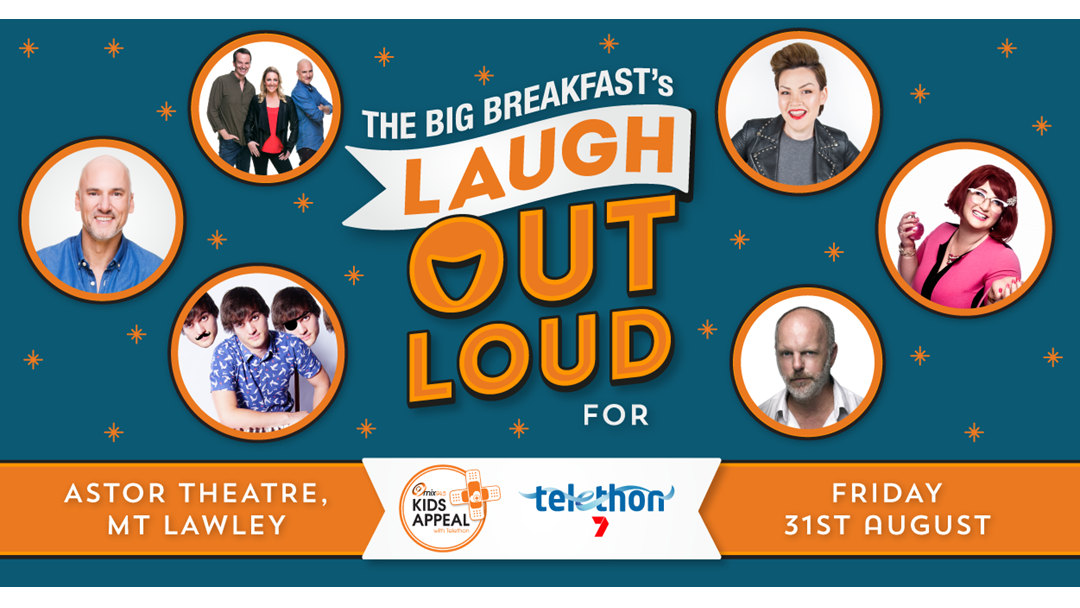 The Big Breakfast's Laugh Out Loud