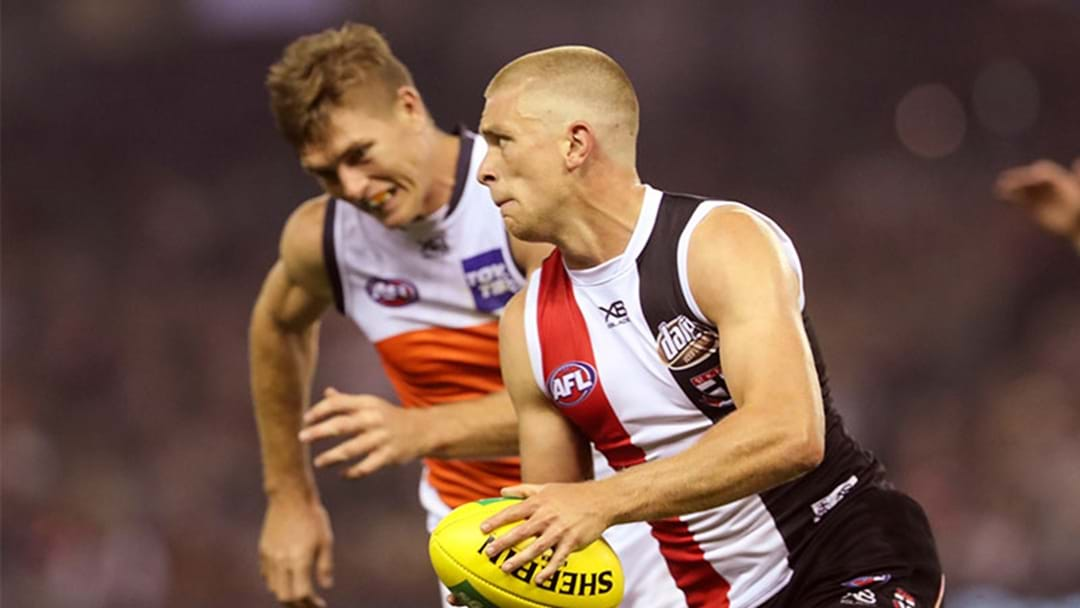 St Kilda Have Made A Late Change Ahead Of The Carlton Game