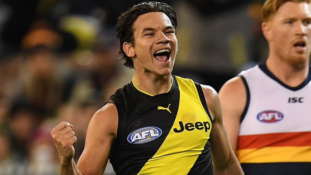 Phil Egan: Maurice Rioli Jnr Better Than Daniel Rioli At The Same Age
