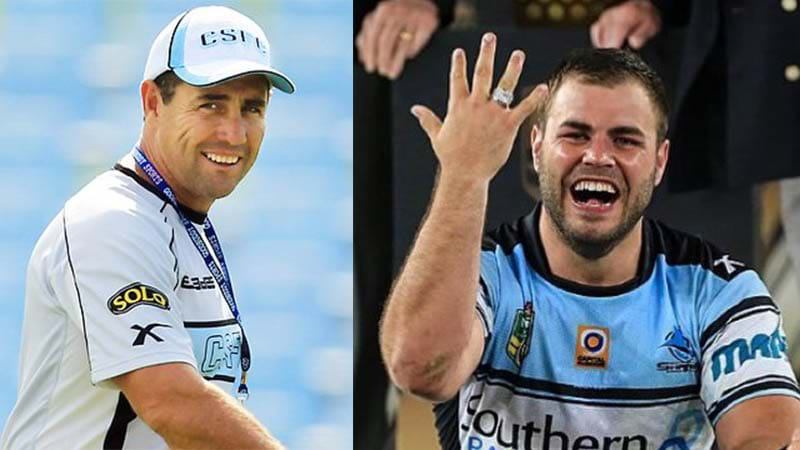 Article heading image for LISTEN | Sharks Coach Shane Flanagan Roasts Co-Captain Wade Graham