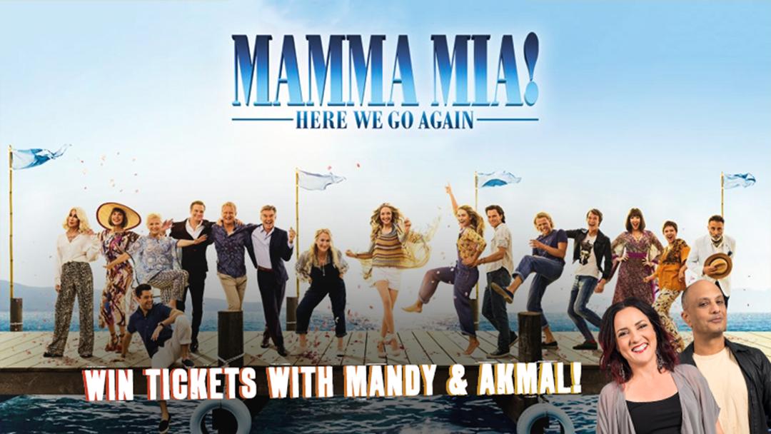 Win Tickets To Mamma Mia! Here We Go Again