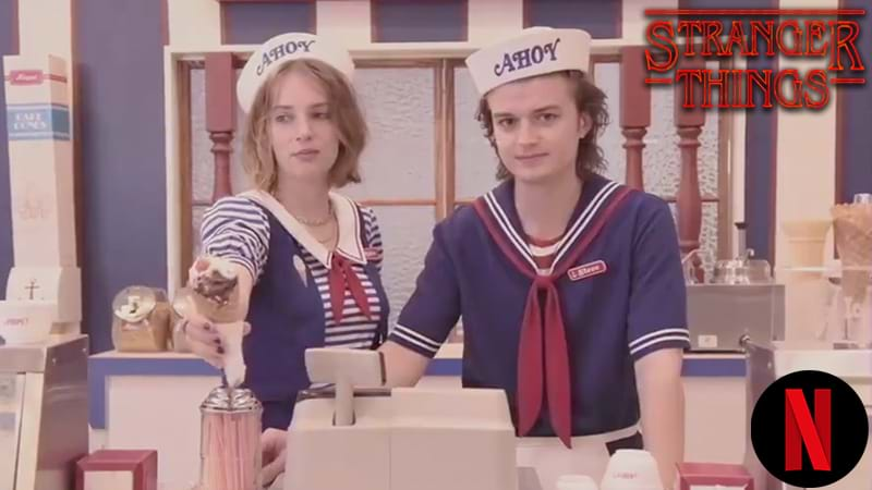 Stranger Things Featurette Has a Steve Harrington Update