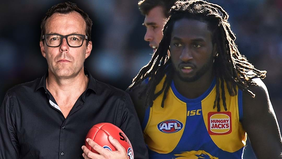 Damian Barrett: West Coast Can't Win The Flag Without Nic Naitanui