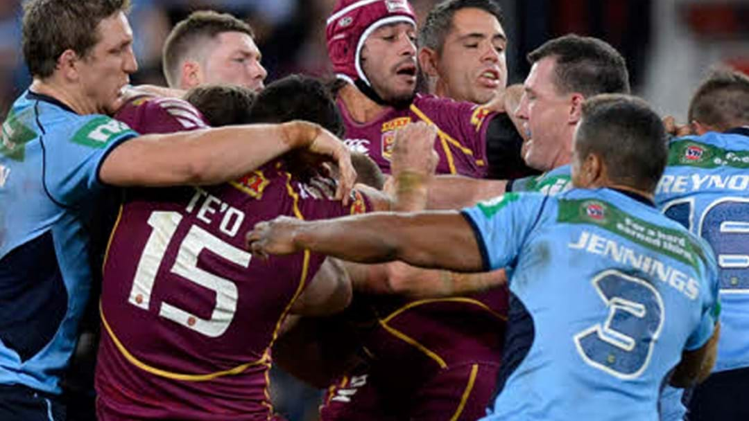 Melbourne To Host Origin On A Sunday Night; Report