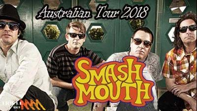 WIN Tickets To Hang With Smashmouth PLUS A Pair Of All Stars