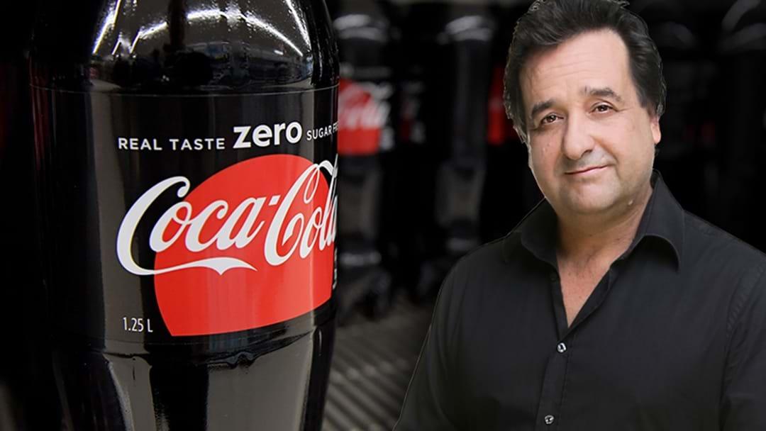 "LISTEN | Mick Molloy On The End Of Coke Zero: ""This Is Bullshit"""